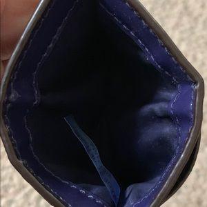 Coach Accessories - Royal blue Coach cardholder